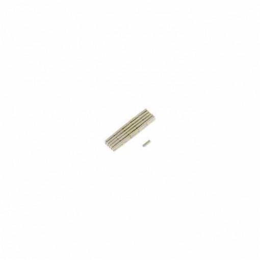 1x4 mm - N35 - Neodyum Mıknatıs