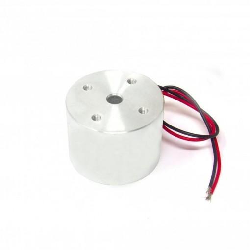 50x50 mm Elektromıknatıs - Yüksek Güçlü, Su Geçirmez